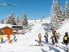 Départ ecole de ski Chamrousse