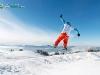 Figure ski extreme