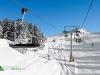 Remontées mécaniques en station de sport d'hiver