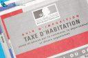 Avis taxe d'habitation