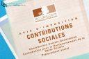 Avis de contributions sociales