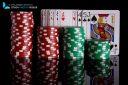 Jetons et jeux de carte de poker