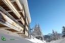 Architecture  en station de sport d'hiver