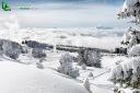 Station village de sport d'hiver