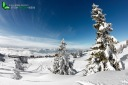 Chamrousse sous la neige